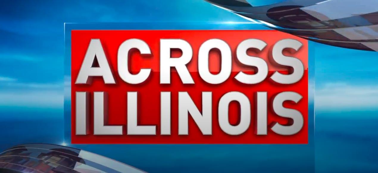 Channel 20 Across Illinois logo